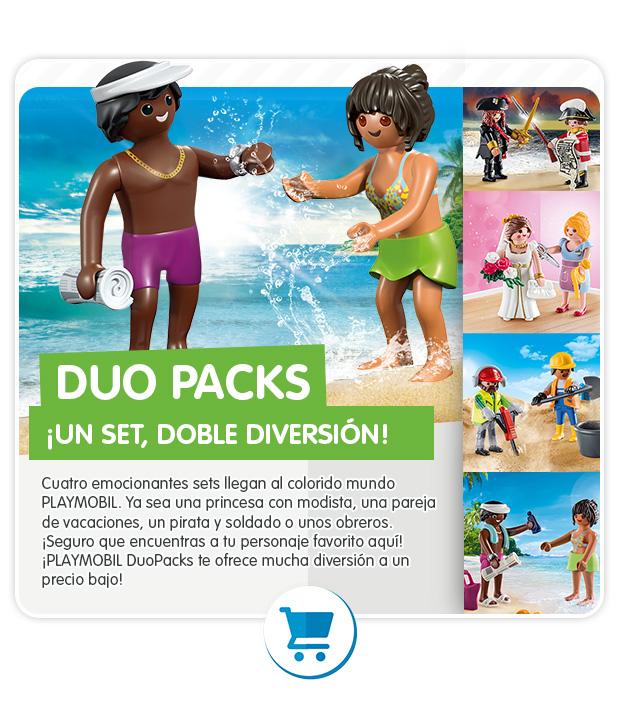 PLAYMOBIL DuoPacks