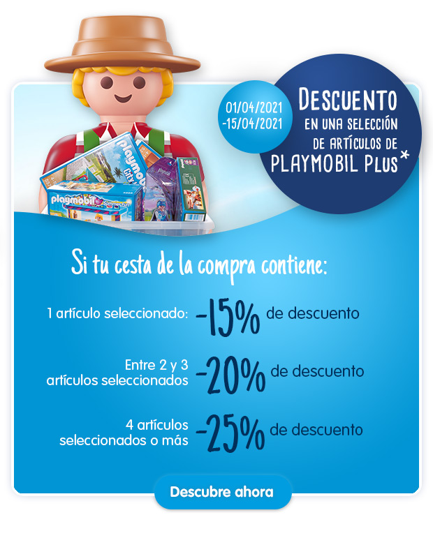 PLAYMOBIL Promotion